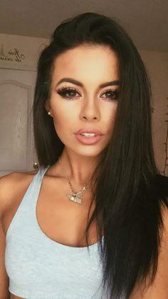 •• soft makeup ••  // insta: alyssa_brook04