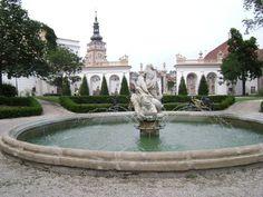Mikulov - Zámecká zahrada 1