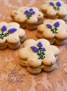Great for a lavender themed Spa Party!