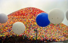 Releasing 1.5 Million Balloons Into The Air Is A Bad Idea