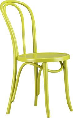 Vienna Apple Side Chair  | Crate and Barrel