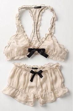 Cute Retro Sleepwear