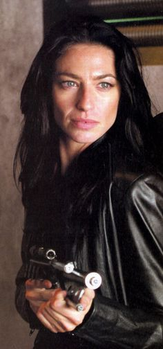 Claudia Black - love her feirceness