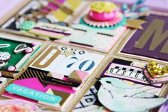 Crate Paper Design Board by CP Gal Christine Middlecamp | All in the Details
