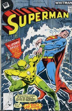 Superman May cover by Jose Luis Garcia-Lopez Dc Comic Books, Vintage Comic Books, Comic Book Covers, Vintage Comics, Superman Story, Superman Comic, Batman, Superman Photos, Spiderman