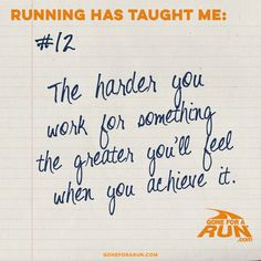 Gone For a RUN Running Lesson #12 _________________________________  #goneforarun #runninglessons #runninghastaughtme #runchat