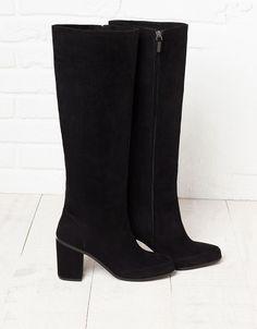 Bershka Turkey - Bershka basic heeled boots