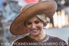 Staatsbezoek België aan Nederland - kleding koningin Máxima dag 1