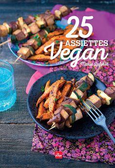 Amazon.fr - 25 assiettes Vegan - Marie Laforet - Livres