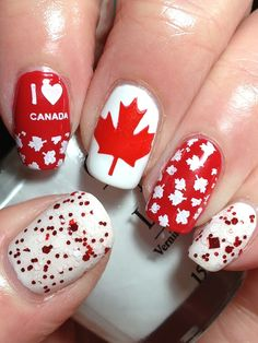Happy late Canada Day! @Bethany Schrader These are pretty amazing, don't you think?!?!?