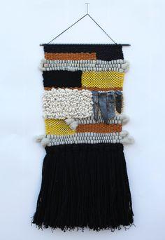 Color Blocked Weaving