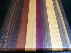 Cheese cutting board - any size.  #cheesecuttingboard #maccuttingboards http://www.maccutitngboards.com