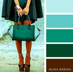 Lujo color esmeralda