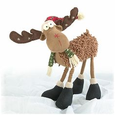 Standing Fabric Moose - got as Christmas gift 2014 | My Pier 1 ...