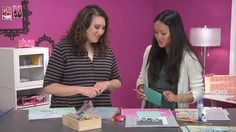 Scrapbook Soup - Public TV scrapbook show with tips and ideas...