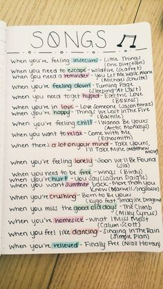 Ultimate List of Bullet Journal Ideas: 101 Inspiring Concepts to Try Today (Part. - Ultimate List of Bullet Journal Ideas: 101 Inspiring Concepts to Try Today (Part – Simple Life - Music Mood, Mood Songs, Pop Music, Music Quotes, Music Songs, Dance Music, Gospel Music, Piano Music, When Youre In Love