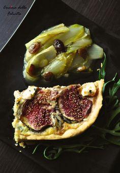 Cucina della Felicità: Tarta serowa z figami