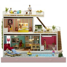 Lundby Smaland Doll's House