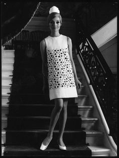 Christian Dior: 60-70s (minus the little hat)