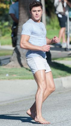 Zac Efron Feet