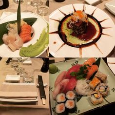 #sushitime #dinner #friends #firenze #koko #sashimi #nighiri #maki #temaki #tataki #tuna #salmone #capesante #saturdaynight #weekend by floriana_benevento