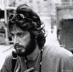 Super Seventies — Al Pacino in 'Serpico', 1973.