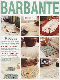 BARBANTE Nº05 - Lucia Crochê - Álbuns da web do Picasa