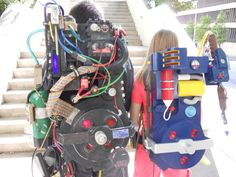 Game Pack , Pro Photoshoot added - Page 7 - Ghostbusters Fans Proton Pack, Ghostbusters, Packing, Community, Photoshoot, Games, Couples, Image, Bag Packaging
