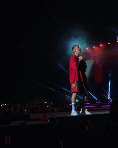 "kdrauhl: "" Justin performing in Israel. """