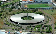 panorama: Rodoviaria de Londrina e a mais moderna do Brasil.