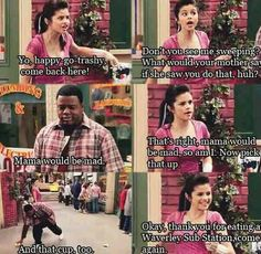 Image via We Heart It https://weheartit.com/entry/146158289 #disney #funny #lol #show #wizardsofwaverlyplace