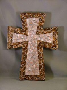 Mosaic Molten Weave Cross | Flickr - Photo Sharing!