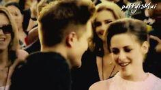 2010 Smiles - Behind Your Disguise // Kristen Stewart & Robert Pattinson