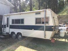1977 skylark 24' travel trailer | travel trailers, campers | Cranbrook | Kijiji
