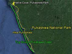 The Pukaskwa Coastal Trail Hike 2015 Dates: July 25 - Aug 1 & Aug 23 - 30 July 25, Lake Superior, Day Hike, Hiking Trails, Dates, Trips, Coastal, National Parks, Around The Worlds