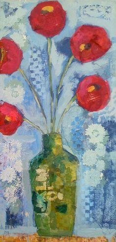 Christy Kinard - Cezanne's Vase II
