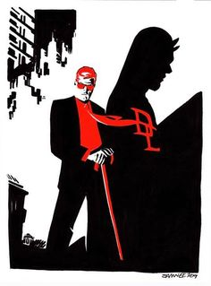 Daredevil by Chris Samnee