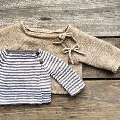 Knitting raglan sleeve cardigan, with either ties or buttons for closure. Lovely.