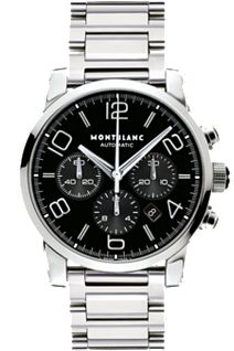 This is the only one that could compliment all those great writing instruments of mine!!!!- Mont Blanc TimeWalker Chronograph  Automatic