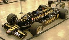 Formula 1 Cars | formula 1 cars on display circa 1978 80 you can see how formula 1 race ...