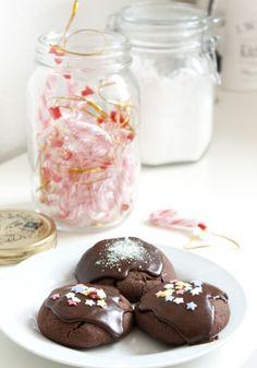 Nigella Lawson's Christmas Chocolate Biscuits - #recipe