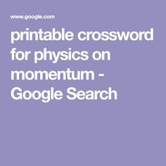 Genetics crossword puzzle 12 clues with word bank and an printable crossword for physics on momentum google search malvernweather Gallery