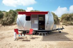 Airstream Bambi 422: this modern twist on the vintage American Airstream
