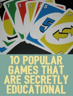 10 Popular Games That Are Secretly Educational