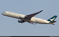B-LRN Cathay Pacific Airbus A350-941