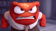 Trending GIF reaction disney angry reactions mrw mad fuck anger frustrated pixar middle finger triggered disney pixar disney gif furious inside out pixar gif disneypixar classic reaction inside out gif Disney Pixar, Disney Bounding, Funny Videos, Funny Gifs, Angry Cartoon, Marketing Viral, Beste Gif, Film D'animation, Inside Out
