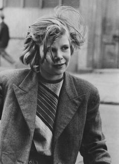 Girl dancing, Southam Street, London, 1957 (Roger Mayne)  A pic of the same girl was also on a Smiths album :)