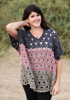 Ravelry: Point The Way Pullover by Julie King