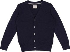 Hartford Kids Cardigan Marled blue `14 years Fabrics : Cotton jersey Details : Adjustable cut, V neck, Long sleeves, Knit cuffs, Pearlized button Composition : 100% Cotton http://www.comparestoreprices.co.uk/january-2017-7/hartford-kids-cardigan-marled-blue-14-years.asp