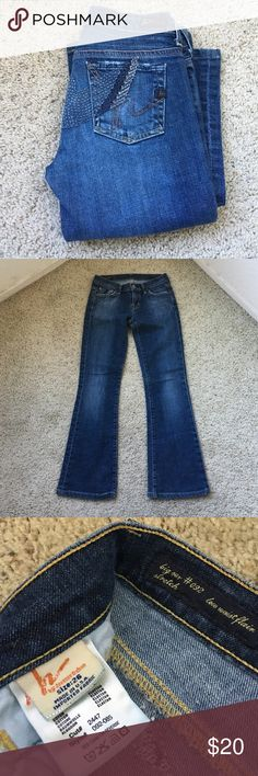 Citizens of humanity Big Sur women's stretch jeans Citizens of humanity big sur dark low waist stretch flare leg jeans size 26 measurements waist 26 inches inseam 28 inches cuffs 16 inches rise 7 inches gently owned slight wear on cuffs Citizens of Humanity Jeans Flare & Wide Leg